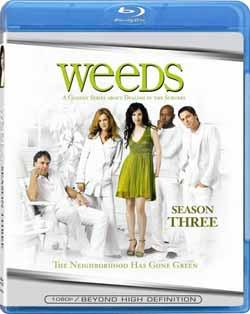 Weeds: Season 3 (Blu-ray Disc)
