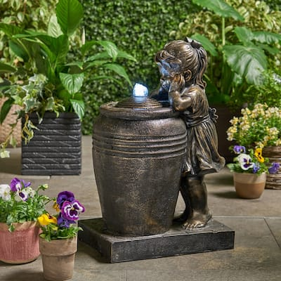 Esperanza Fountain by Christopher Knight Home