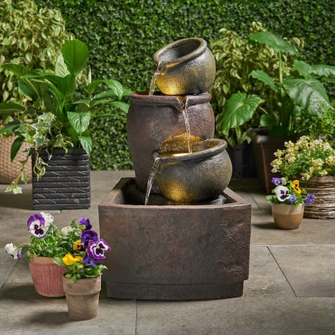 Bochas Fountain by Christopher Knight Home