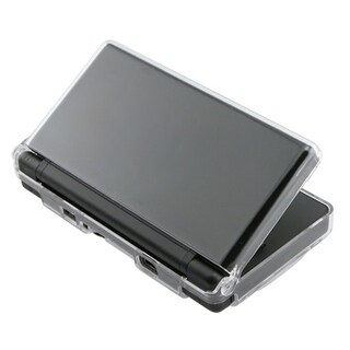 INSTEN Crystal Case Cover for Nintendo DS Lite, Clear