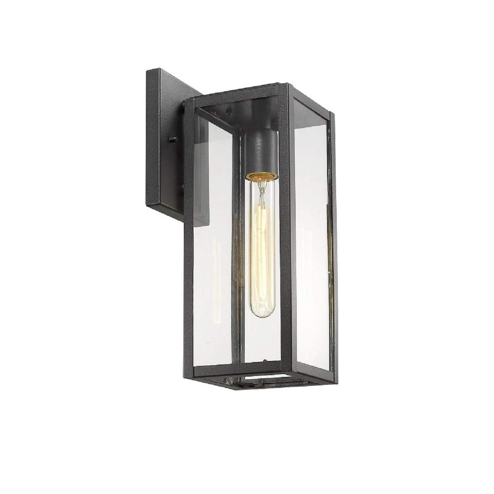 Georgina Indoor And Outdoor 1 Light Armed Sconce On Sale Overstock 30739798