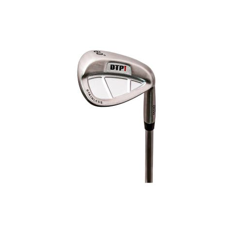 DTP1 Stainless Wedge 60 Degree - black/red