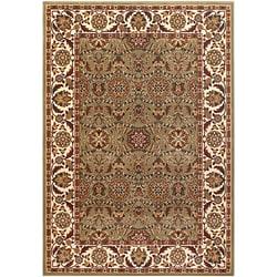 Artist's Loom Indoor Traditional Oriental Rug (5'3 x 7'6) - Thumbnail 0