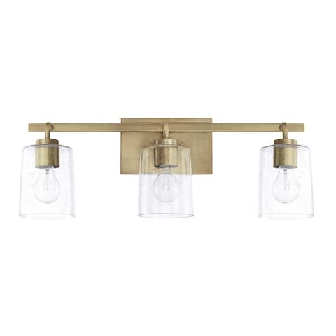 Greyson 3-light Bath/Vanity Fixture