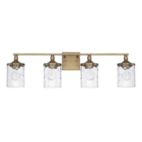 Colton 4-light Bath/Vanity Fixture