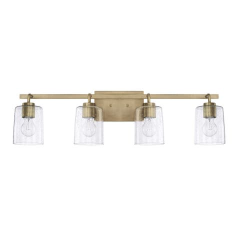 Greyson 4-light Bath/Vanity Fixture