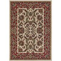 Artist's Loom Indoor Traditional Oriental Rug - 5'3 x 7'6
