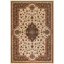 Artist's Loom Indoor Traditional Oriental Rug (5'3 x 7'6)