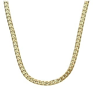 Simon Frank 7mm Cuban Necklace (24-inch)