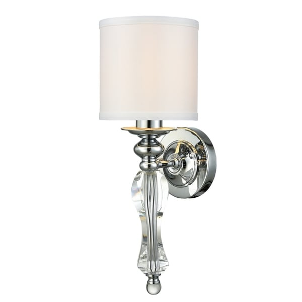 Franckie LED Crystal Wall Sconce. Opens flyout.