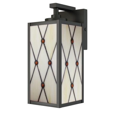 Ory Outdoor Tiffany Wall Sconce