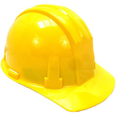 EN397 Certified Yellow Hard Hat - For Industrial or Construction Working ABS High Quality Plastic