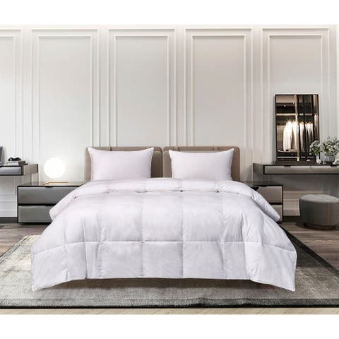 kathy ireland Tencel Down Alternative Comforter