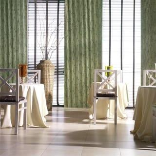 SomerTile 4 x 19.75-Inch Brote Verde Ceramic Wall Tile (15 Tiles/8.7 sqft.)