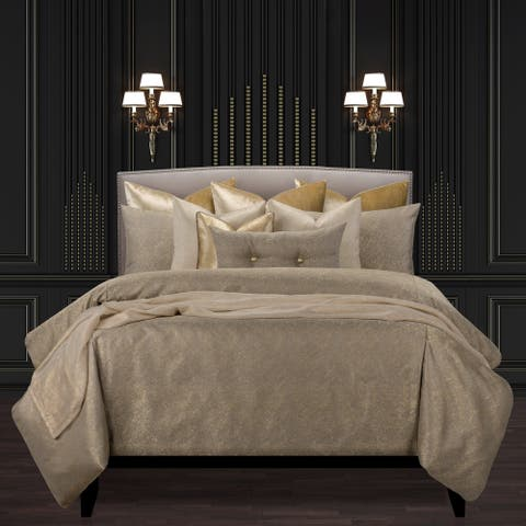 Jazz Club Glimmering Supreme Duvet Cover and Insert Set