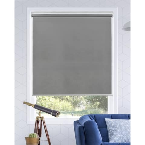 """CHICOLOGY Light Filtering Cordless Roller Shades - 63""""W X 72""""H"""