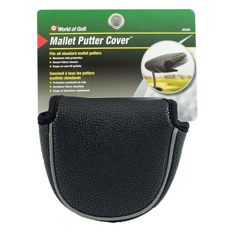 Magnetic Mallet Putter Cover