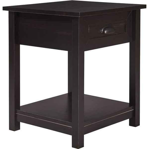 Nyyi Folding Dining-table Small Coffee Tables Small Side Tables Living Room Side Tables Bedroom Wood Color