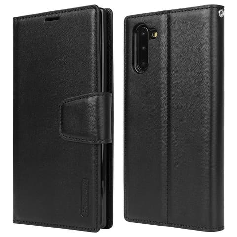 Cellphone Wallet Case with Stand for Samsung Galaxy Note 10