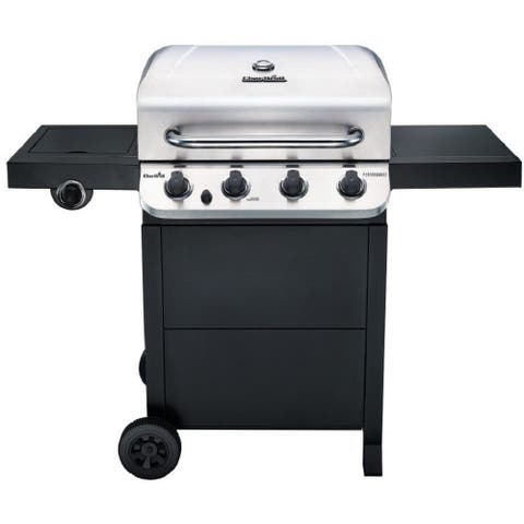 Char-Broil Performance Series 4-Burner Gas Grill - Stainless Black