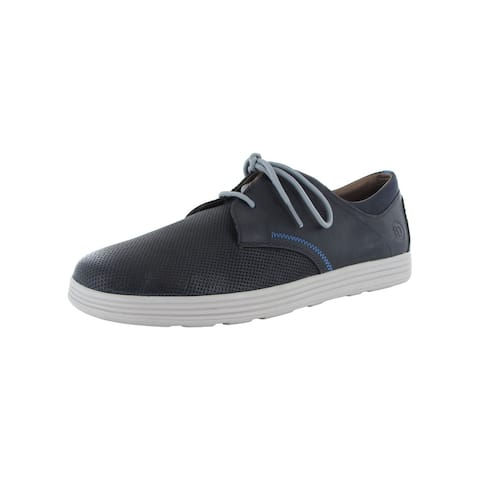 Dunham Mens Colchester Leather Oxford Shoes