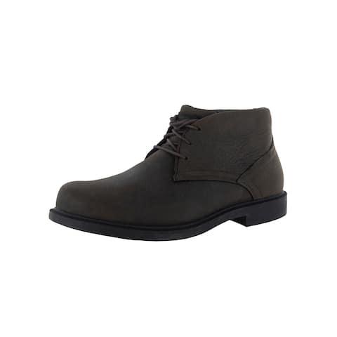 Dunham Mens Jericho Waterproof Chukka Boot Shoes
