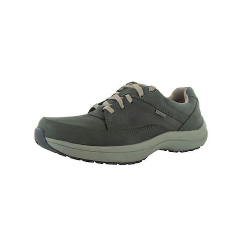 Dunham Mens Stephen Waterproof Lace Up Sneaker Shoes