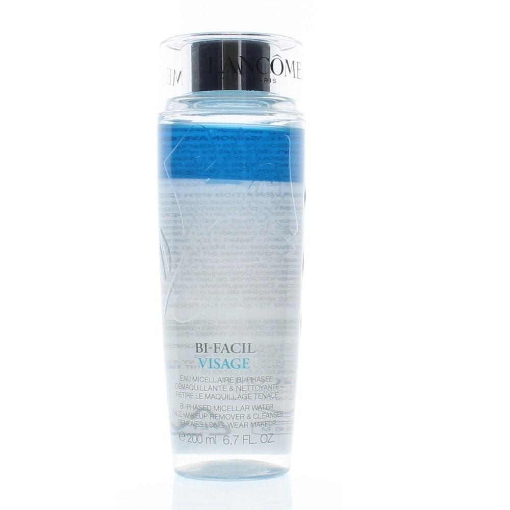 Lancome Bi-Facil Visage Face Makeup Remover & Cleanser 200 ml/6.7 oz