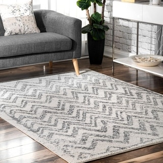 nuLOOM Fading Chevrons Area Rug