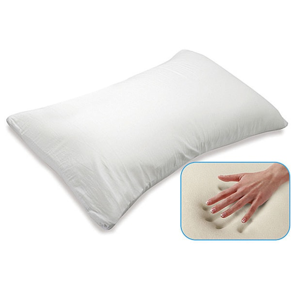Shop Sarah Peyton King Memory Foam Traditional Pillow