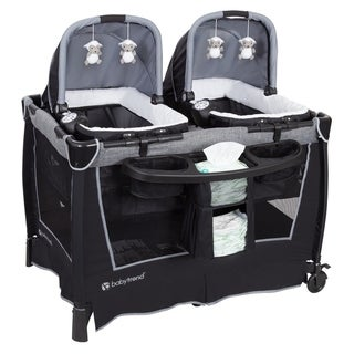 Link to Baby Trend Retreat Twins Nursery Center,Quarry Similar Items in Activity Gear