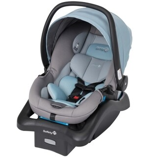 Safety 1ˢᵗ® onBoard™ 35 LT Comfort Cool Infant Car Seat in Niagara Mist