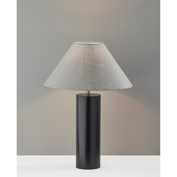 Adesso Martin Wooden Table Lamp. Opens flyout.