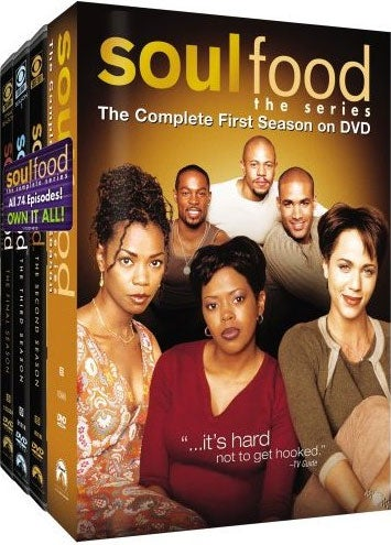 Soul Food: The Complete Series Pack (DVD)