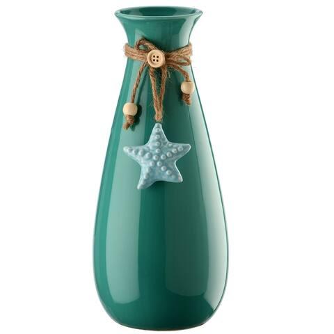 """10"""" Porcelain Vase"""