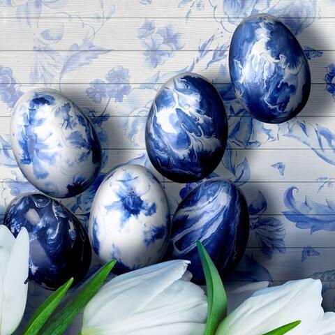 "Terracotta Bloomsbury Egg 2"" Bx6"""