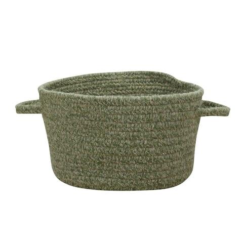 Manteo Braided Basket