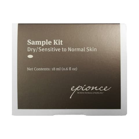 Epionce Dry Sensitive to Normal Skin Sample Kit