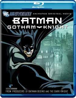 Batman: Gotham Knight (Blu-ray Disc)