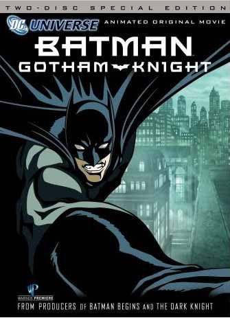 Batman: Gotham Knight 2-Disc Collector's Edition (DVD)