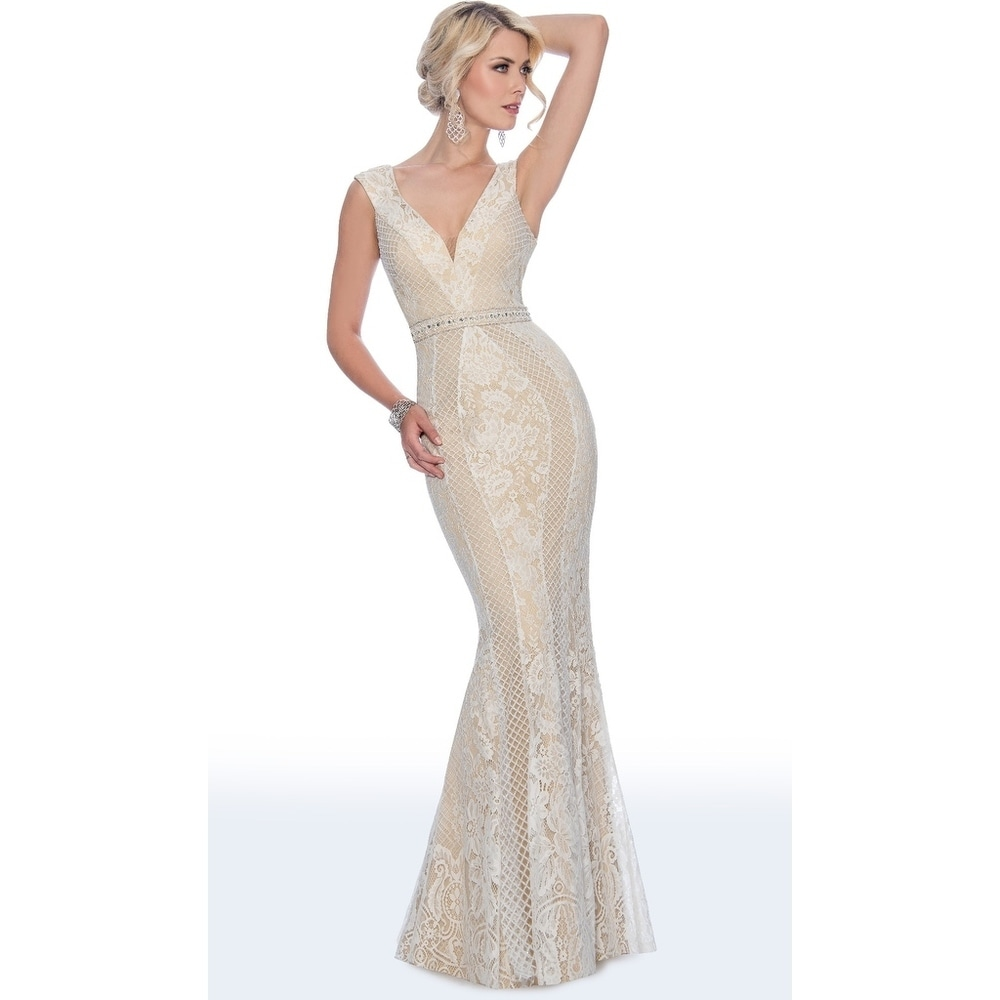 Stella Couture Formal Long Dress