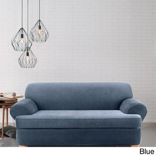 Buy Sure Fit Sofa Couch Slipcovers Online At Overstock Com Our