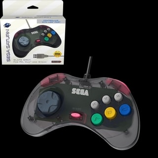 Link to SEGA Saturn Control Pad (USB Port) Similar Items in Hardware & Accessories