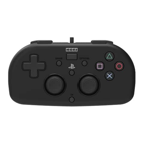 Hori PS4 Mini Wired Gamepad - Black