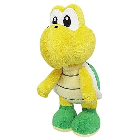 """Super Mario - Koopa Troopa 8"""" - Yellow"""
