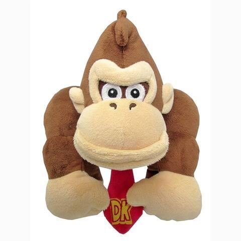 """Super Mario - Donkey Kong 10"""" - Brown"""