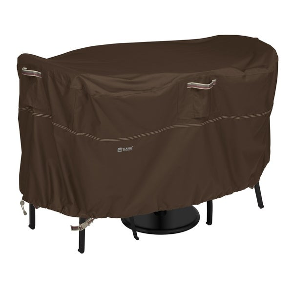 Classic Accessories Madrona Waterproof 72 Inch Patio Bistro Table & Chair Set Cover. Opens flyout.