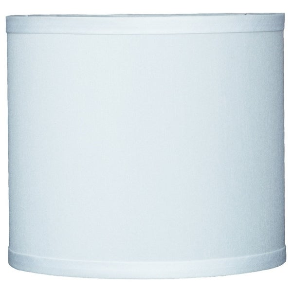 Classic Drum Faux Silk Lamp Shade (8 - 16 in.). Opens flyout.