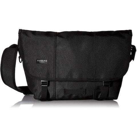 Timbuk2 Classic Messenger Bag Fits Laptop Jet Black