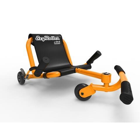 Ezyroller Mini Riding Machine - Orange